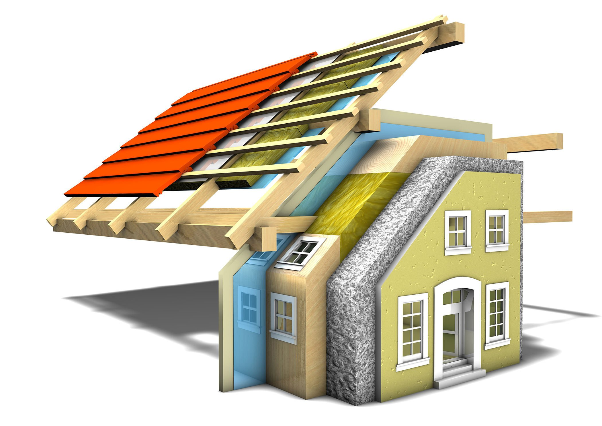 Thermal and acoustic protection for your home or business.