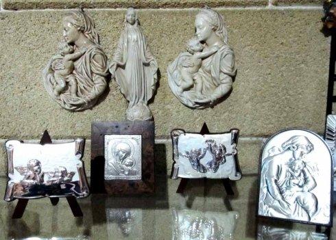 ICONE RELIGIOSE IN ARGENTO