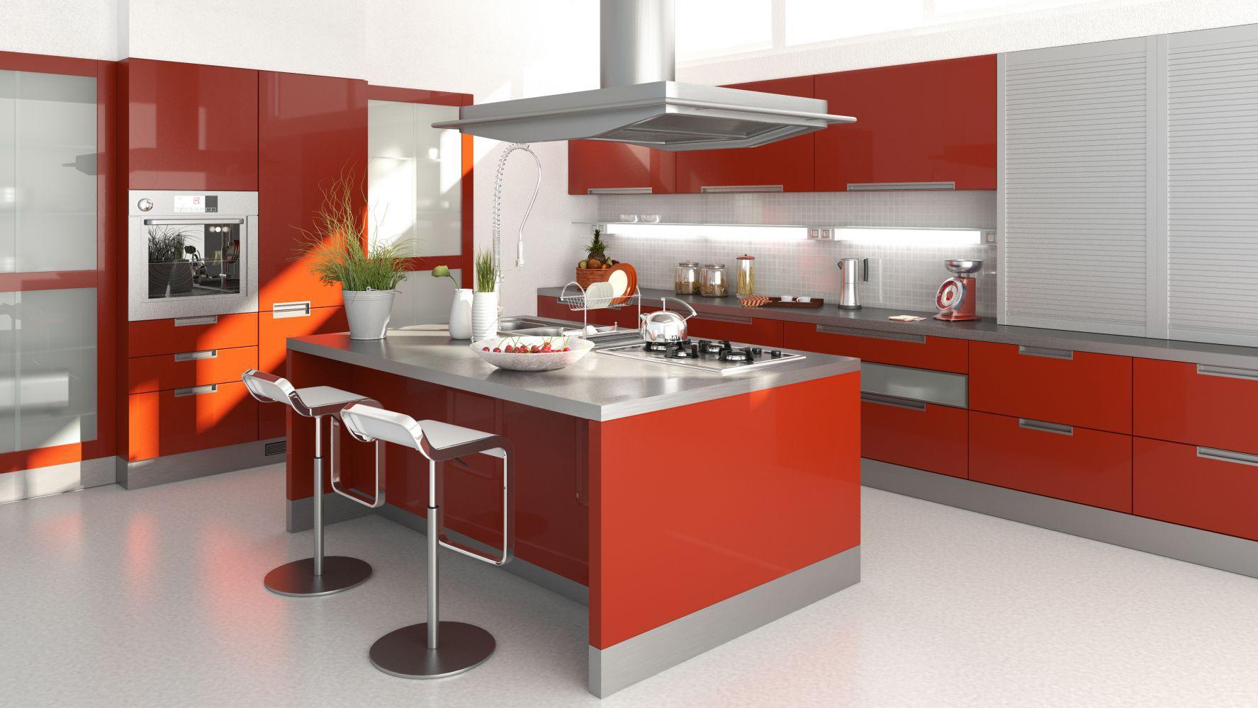 aluminium kitchen remodelling