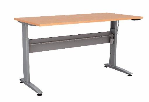 flair office furniture height adjustable desks dm 15 desk