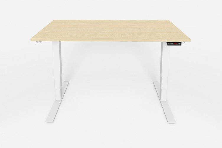 flair office furniture height adjustable desks selectric electric height adjustable desk