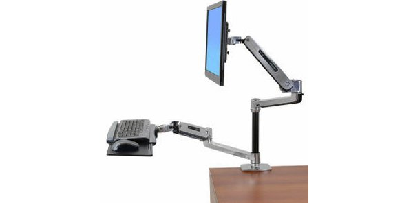 flair office furniture height adjustable desks work fit lx