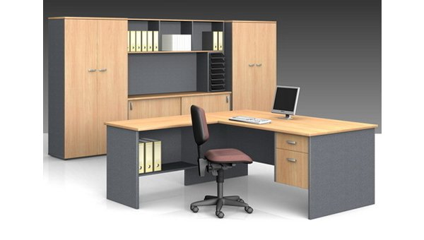 flair office furniture workstations panel end desking