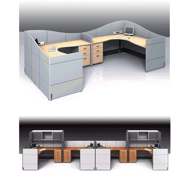 flair office furniture workstations ergopods