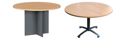 flair office furniture tables cross base laminate