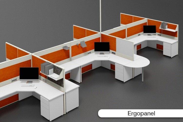 flair office furniture screen systems ergopanel