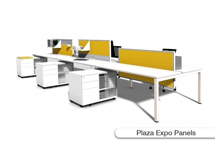 flair office furniture screen systems plaza expo panels