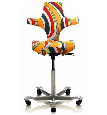 flair office furniture ergonomic chair capisco multi