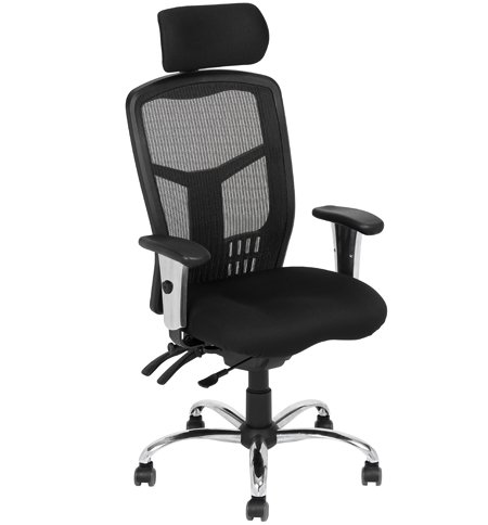 flair office furniture ergonomic chair diablo hb