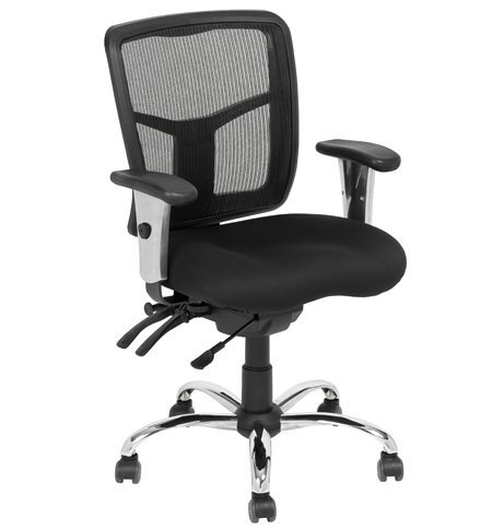 flair office furniture ergonomic chair diablo mb