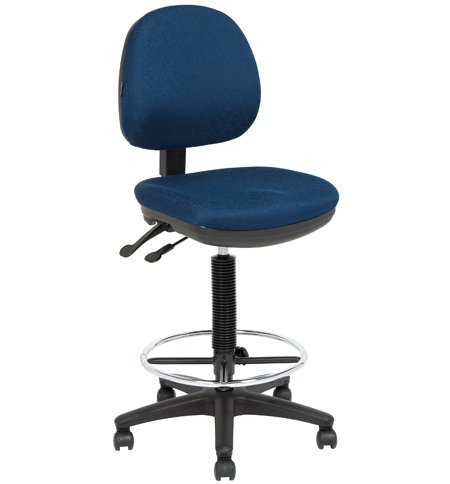 flair office furniture ergonomic chair lookout drafting