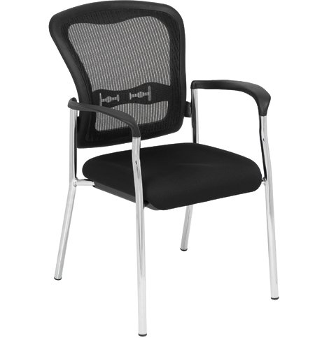 flair office furniture visitor chair diablo