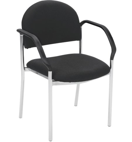 flair office furniture visitor chair maddison