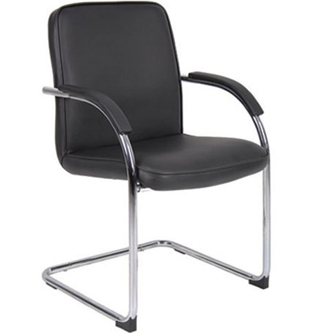 flair office furniture visitor chair padded gamma