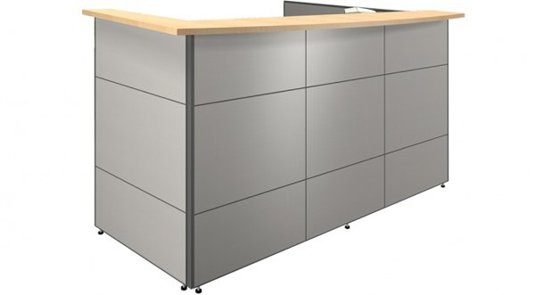 flair office furniture reception ddk ergopod