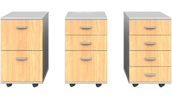 flair office furniture storage mobile pedistals