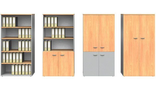 flair office furniture storage cupboards