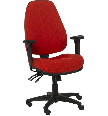 flair office furniture ergonomic chair therapod classic