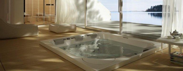 Wellness: idromassaggi e piscine