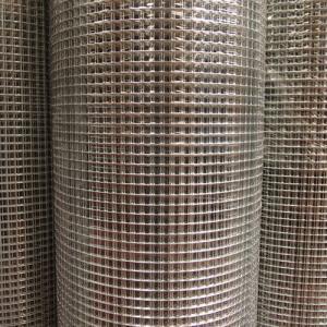 Welded mesh rolls