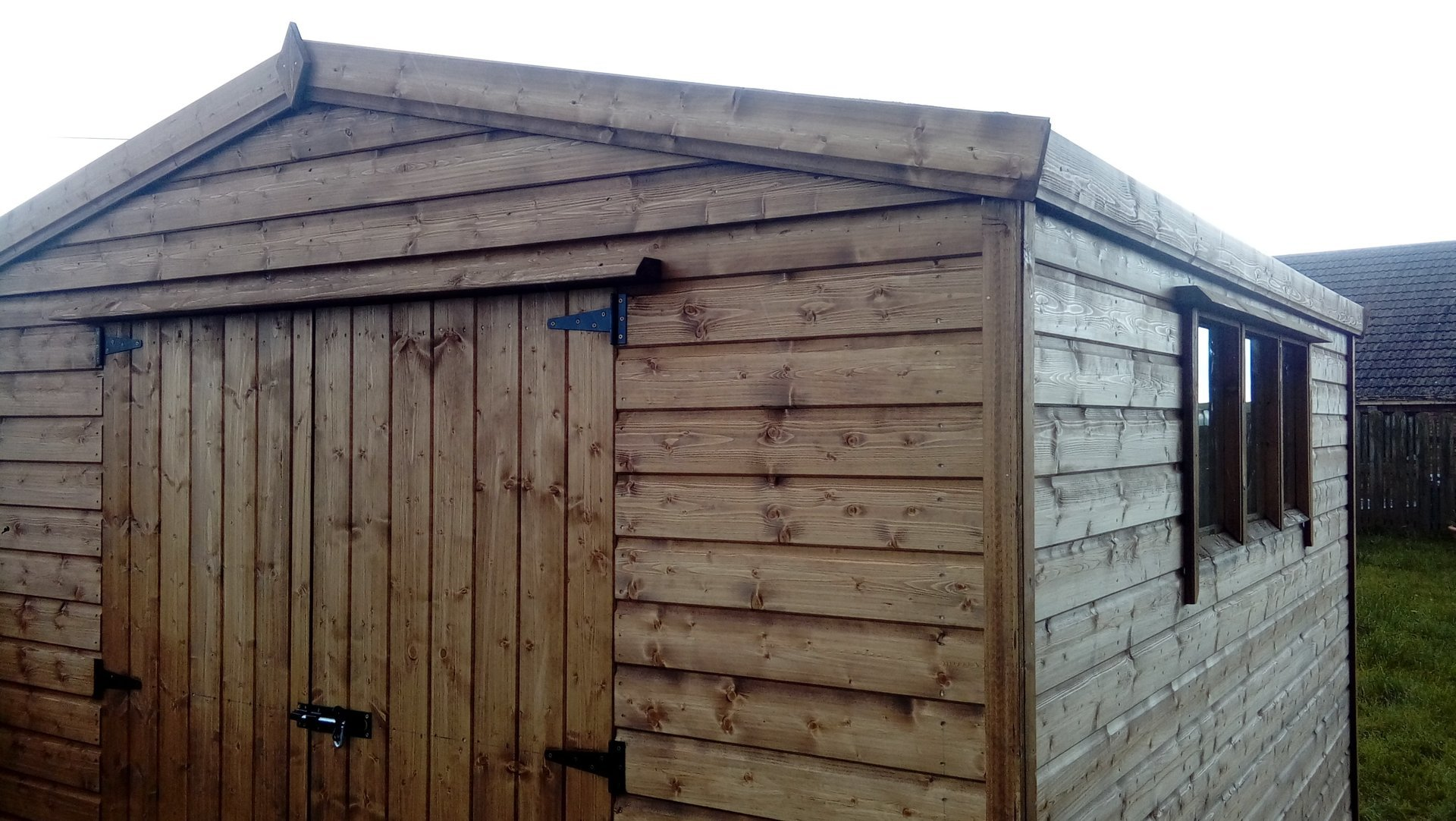 bespoke garden shed - Garden Sheds Northern Ireland