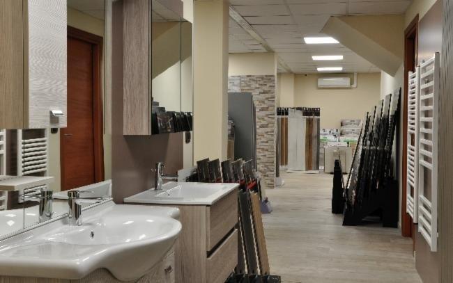 Ristrutturazioni casa e arredo bagno nichelino moncalieri torino de castro s r l - Specchi bagno torino ...
