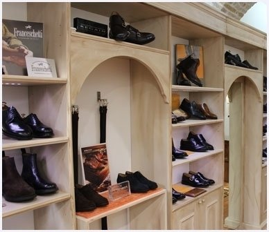 calzature alta qualità