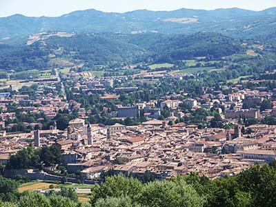 Gite storiche e naturalistiche nelle città dell'Umbria