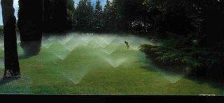 impianto di irrigazione