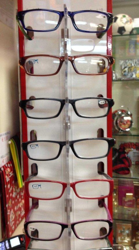 occhiali espress