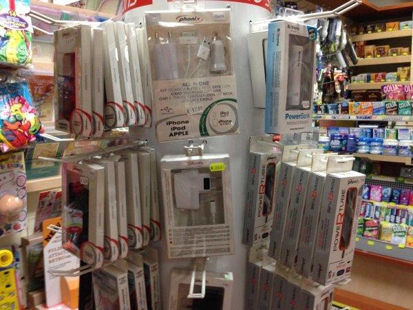 accessori per cellulari