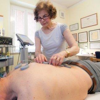 Terapia elettrodi