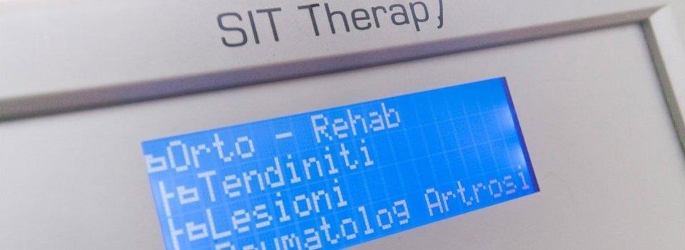 Attrezzatura terapeutica tecnologica