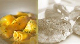 Specialità carne, specialità pesce, specialità pasta, primi piatti a base di pasta