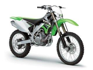 Kawasaki KLX offerta usato moto verde