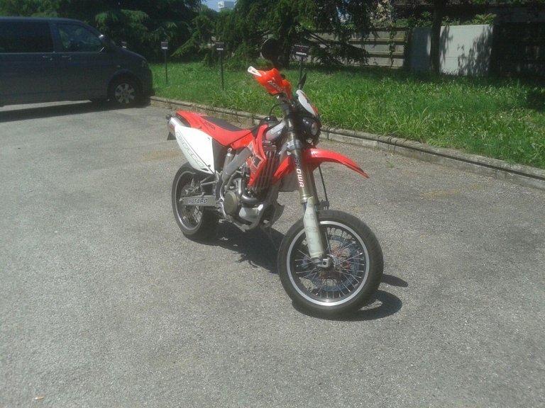 honda moto cross