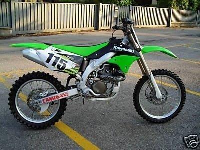 Motocross Kawasaki KX