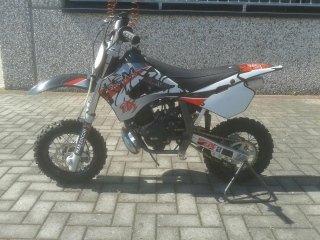 LEM 50 moto minicross nuova