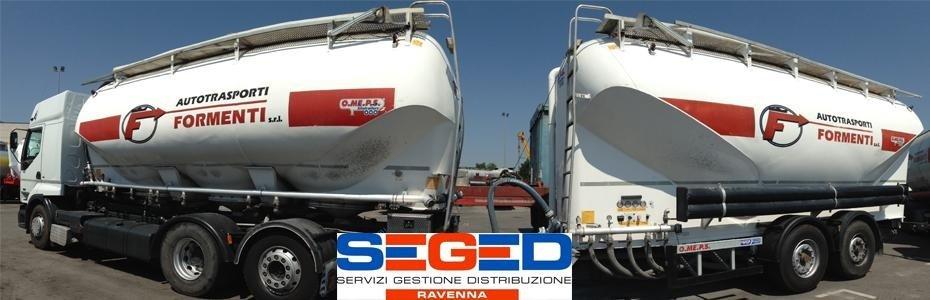 trasporto merci riciclabili