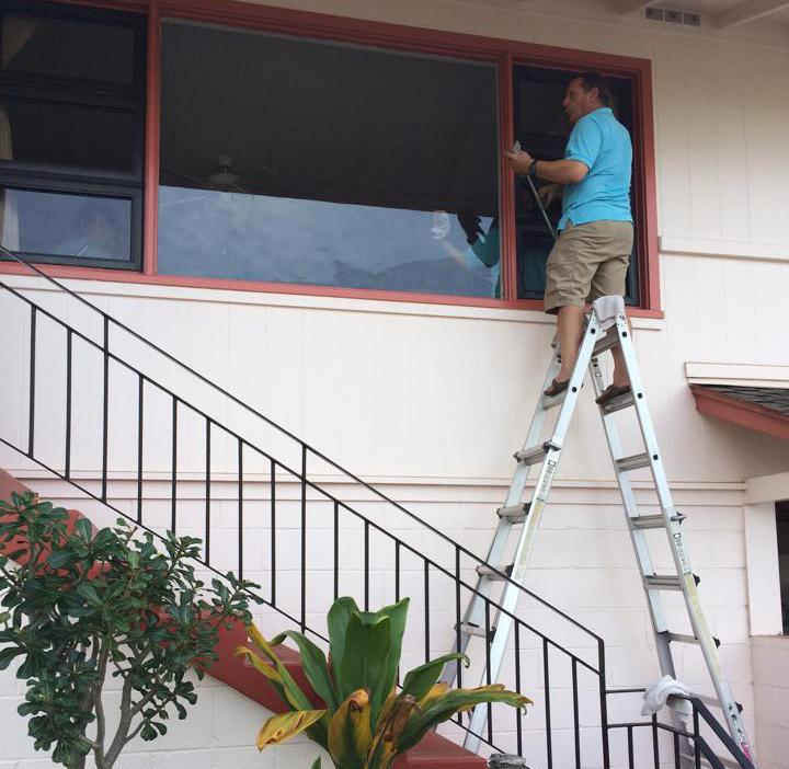 house and window cleaning in Kailua, HI