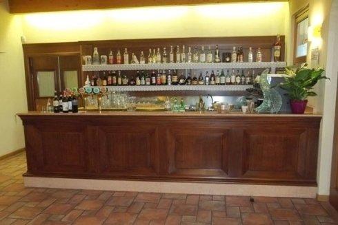 bancone bar ristorante