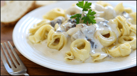 primi piatti casalinghi