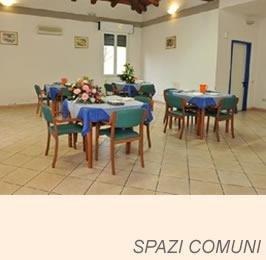 spazi comuni Casa di riposo Villa Adriana