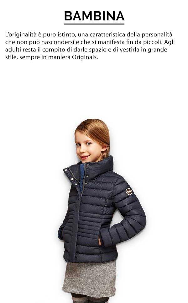 colmar girls' down jackets