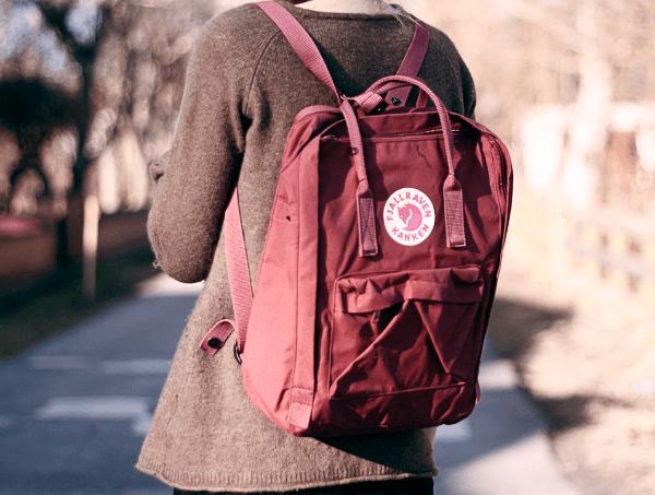 backpacks vintage Fjällräven