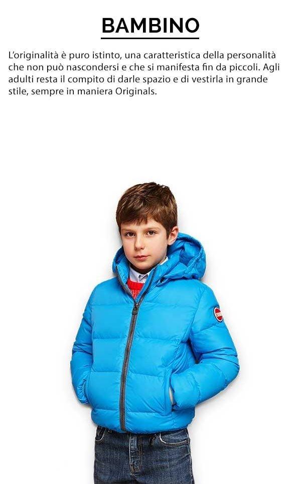 Colmar children's down jackets Rome