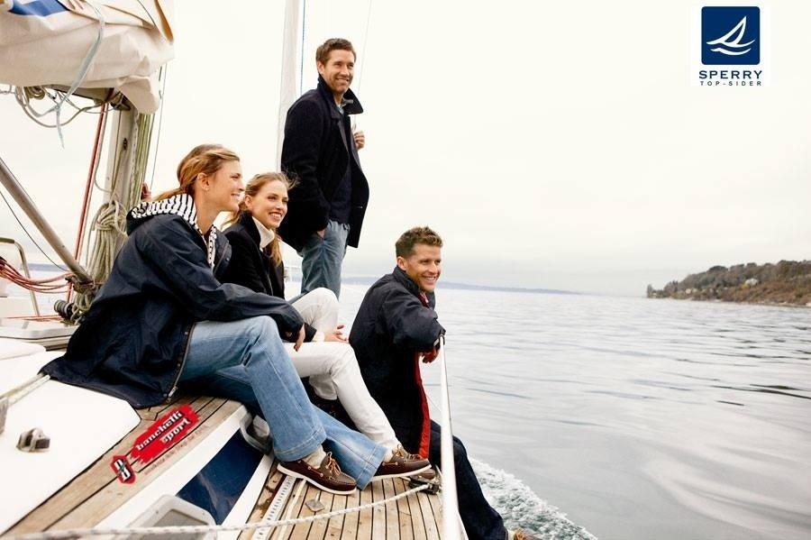 abbigliamento da barca