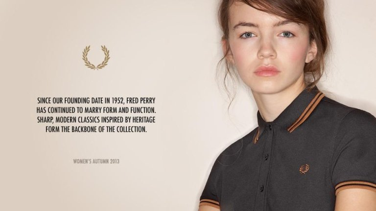 Fred Perry Polo Rome