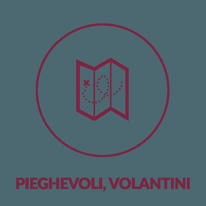 Pieghevoli e Volantini