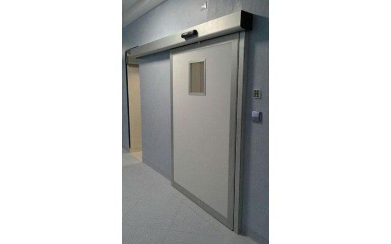 porta automatica ospedale san giovanni rotondo